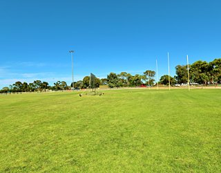 Marion Oval Eastern Field Oval 2