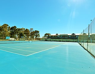 Marion Oval Tennis Courts 1