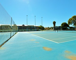 Marion Oval Tennis Courts 2
