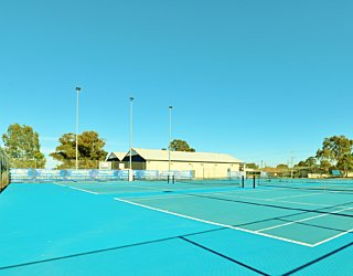 Marion Oval Tennis Courts 3