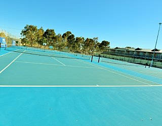 Marion Oval Tennis Courts 4