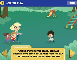 Biba Cops And Robbers How To Play 4