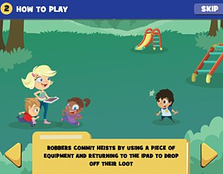 Biba Cops And Robbers How To Play 5