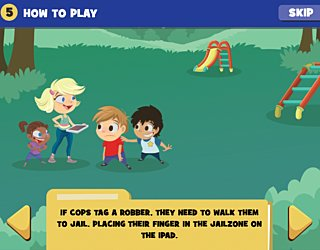 Biba Cops And Robbers How To Play 8