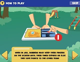 Biba Cops And Robbers How To Play 10
