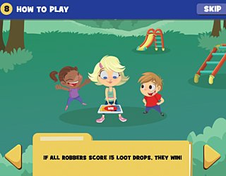 Biba Cops And Robbers How To Play 11