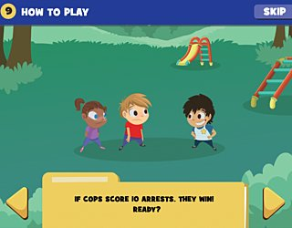 Biba Cops And Robbers How To Play 12