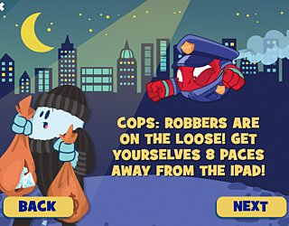 Biba Cops And Robbers How To Play 15