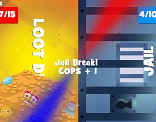 Biba Cops And Robbers How To Play 19