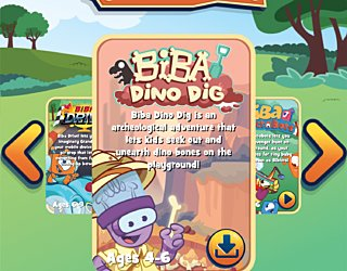 Biba Dino Dig How To Play 1