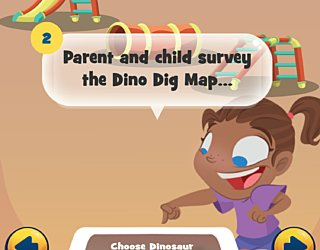 Biba Dino Dig How To Play 5