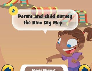 Biba Dino Dig How To Play 5
