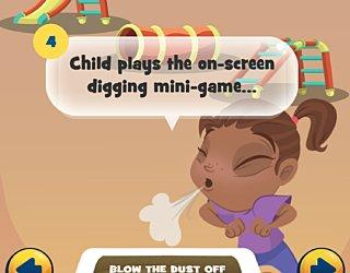 Biba Dino Dig How To Play 7