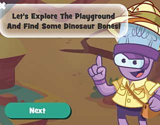 Biba Dino Dig How To Play 11