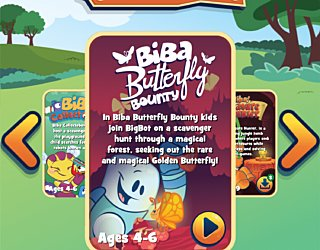 Biba Butterfly Bounty How To Play 1