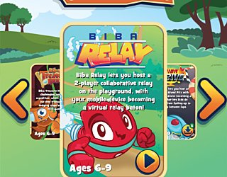 Biba Relay How To Play 1