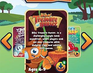 Biba Treasure Hunter How To Play 1