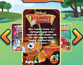 Biba Treasure Hunter How To Play 1