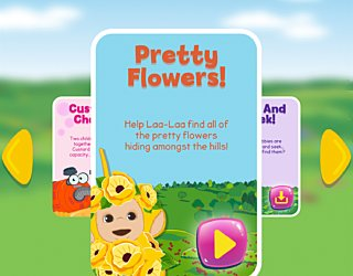 Biba Teletubbies Playground Pals Pretty Flowers