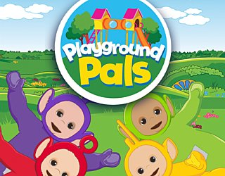 Biba Teletubbies Playground Pals