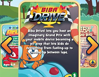 Biba Drive How To Play 01