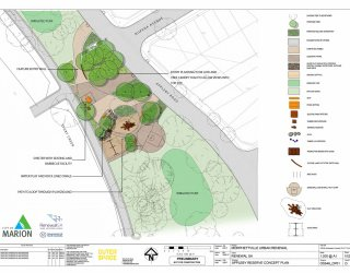 Appleby Road Reserve Concept Plan