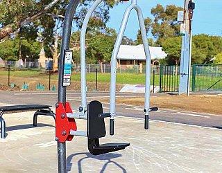 Appleby Road Reserve Fitness Equipment 1