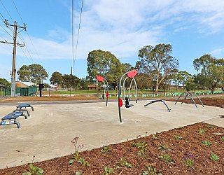 Appleby Road Reserve Fitness Equipment 3