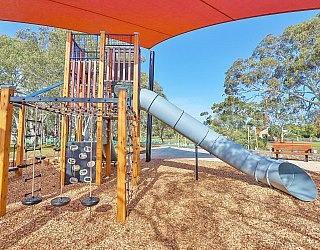 Appleby Road Reserve Playground Multistation 1