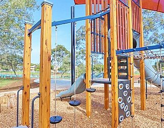 Appleby Road Reserve Playground Pommel Course 1