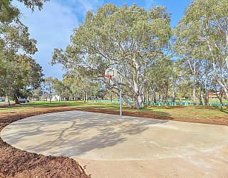 Appleby Road Reserve Sport Basketball 2