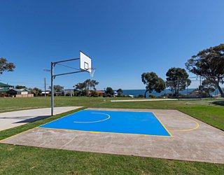 Bandon Tce Reserve Basketball Court