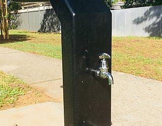 Breakout Creek Reserve Drinking Fountain