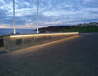 Hallett Cove Foreshore Lest We Forget 1