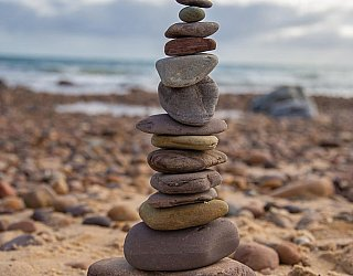 Hallett Cove Foreshore Stacking Stones 3