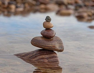 Hallett Cove Foreshore Stacking Stones 4
