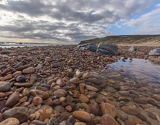 Hallett Cove Foreshore Stacking Stones 5