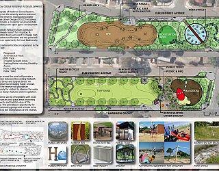 Harbrow Grove Reserve Concept Plan 2