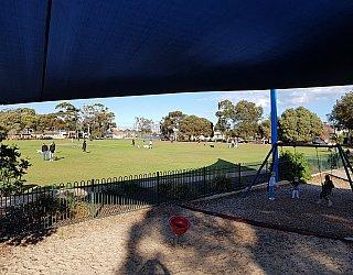 Hazelmere Road Reserve Playground Shade