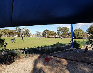 Hazelmere Road Reserve Playground Shade