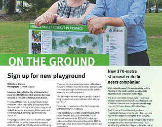 Hendrie Street Reserve City Limits Issue 51 April 2016