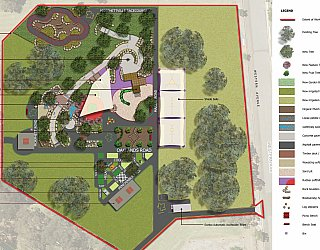 Hendrie Street Reserve Inclusive Playground | Final Concept