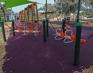 Hendrie Street Reserve Playground Bullrider 2