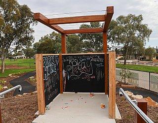 Hendrie Street Reserve Playground Sensory Room 1