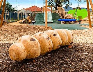 Jervois Street Reserve Caterpillar Hr
