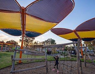 Jervois Street Reserve Senior Playground New Butterflies 4