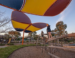 Jervois Street Reserve Senior Playground New Butterflies 6
