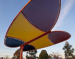 Jervois Street Reserve Senior Playground New Butterflies 7