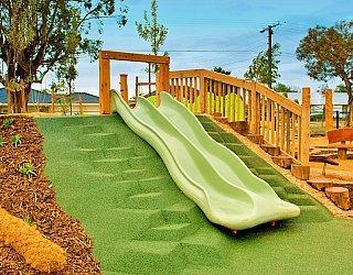 Jervois Street Reserve Slide