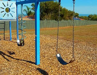 Lapwing Street Reserve Swing